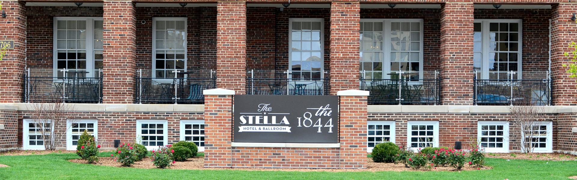 Stella Homepage
